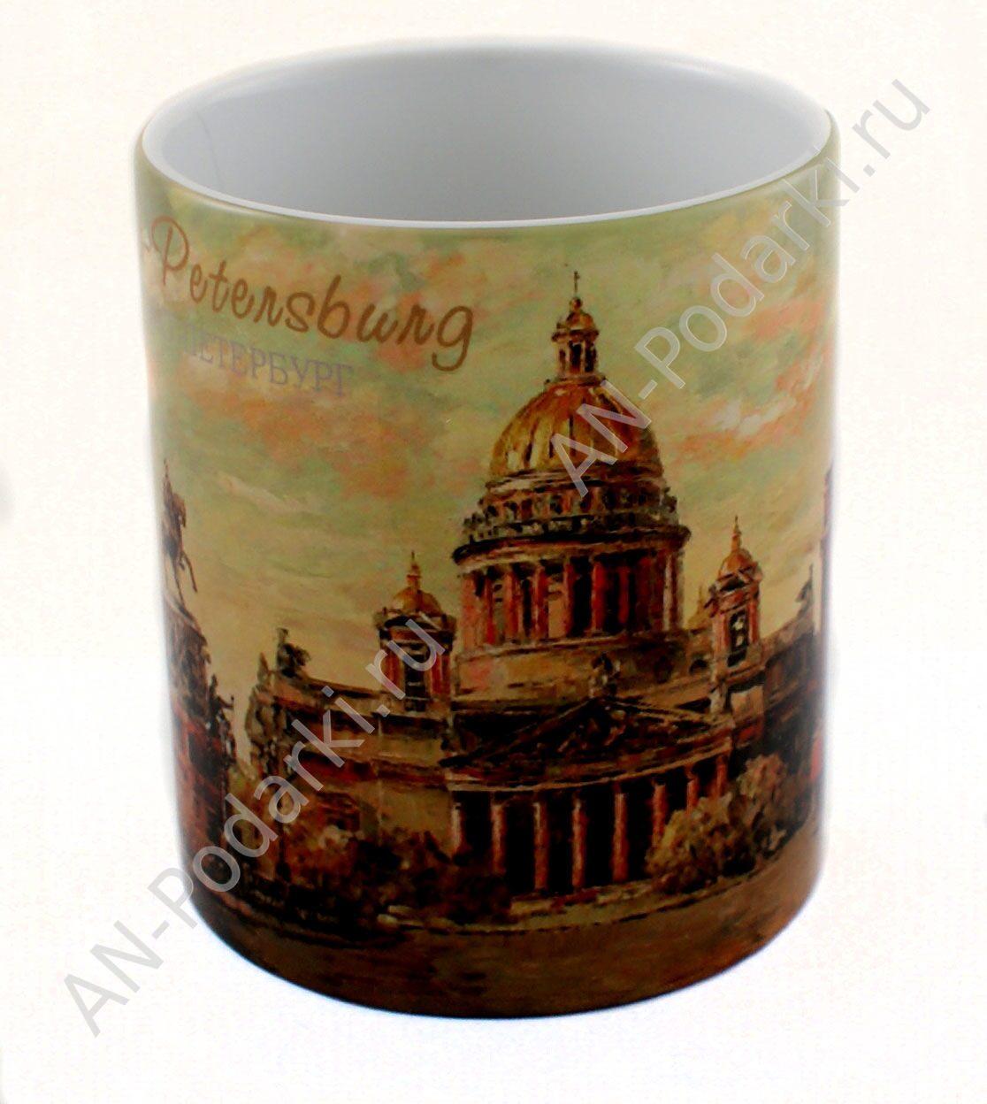 Что привезти из Санкт-Петербурга в подарок, какой сувенир 21